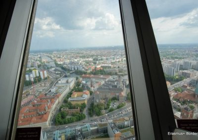 Poland - Erasmus Borders 100